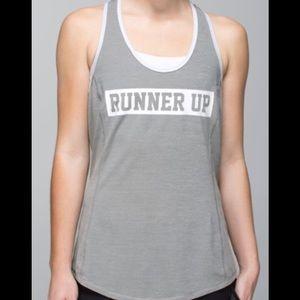 Lululemon Runner Up Tank Size 6